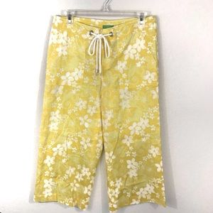 Lilly Pulitzer Palm Beach Fit Floral Print  Pants